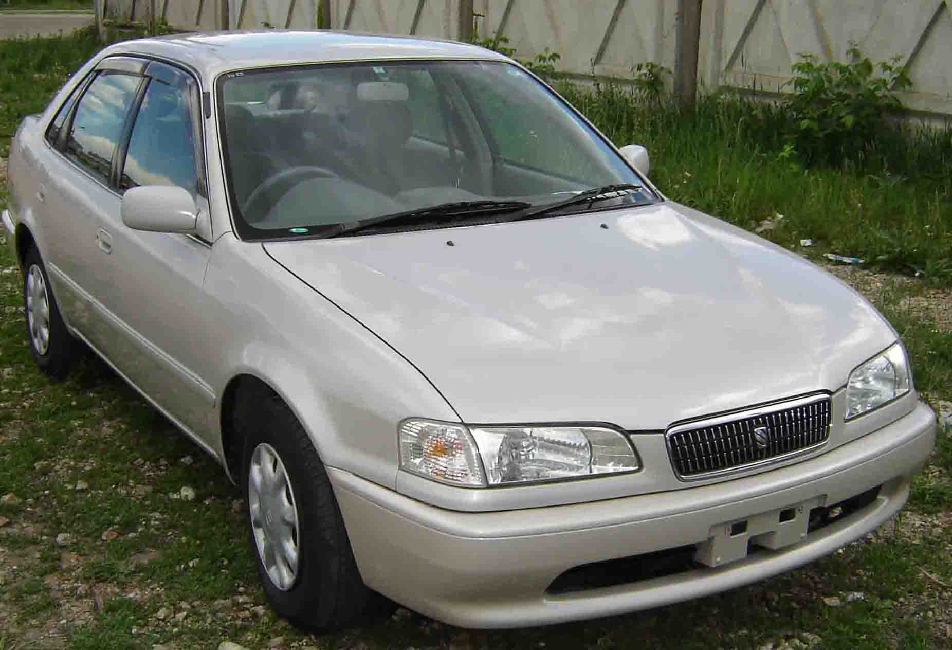 Toyota Sprinter 1999 Photo - 1
