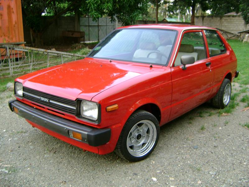 Toyota Starlet 1982 Photo - 1