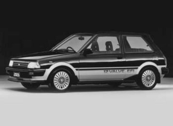 Toyota Starlet 1986 Photo - 1