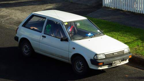 Toyota Starlet 1987 Photo - 1