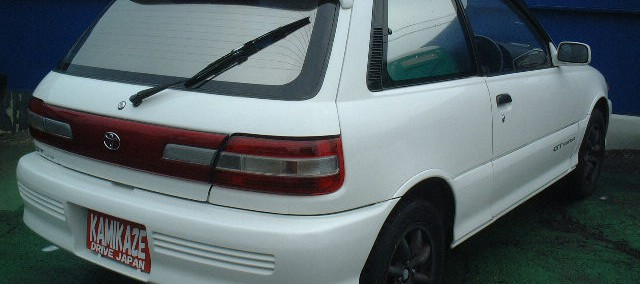 Toyota Starlet 1994 Photo - 1