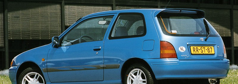 Toyota Starlet 1996 Photo - 1