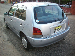 Toyota Starlet 2000 Photo - 1