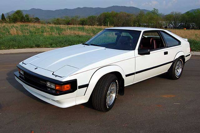 Toyota Supra 1985 Review Amazing Pictures And Images