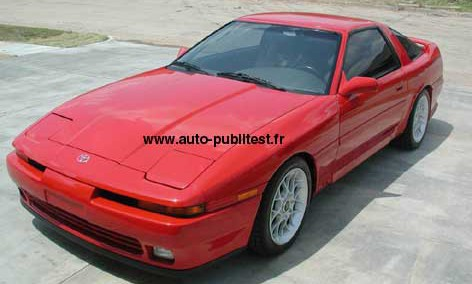 Toyota Supra 1990 Photo - 1