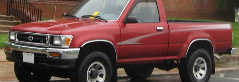 Toyota Tacoma 1992 Photo - 1