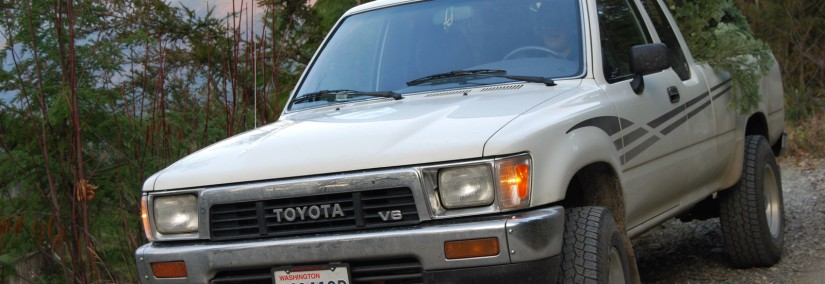 Toyota Tacoma 1993 Photo - 1