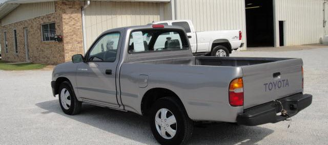 Toyota Tacoma 1996 Photo - 1