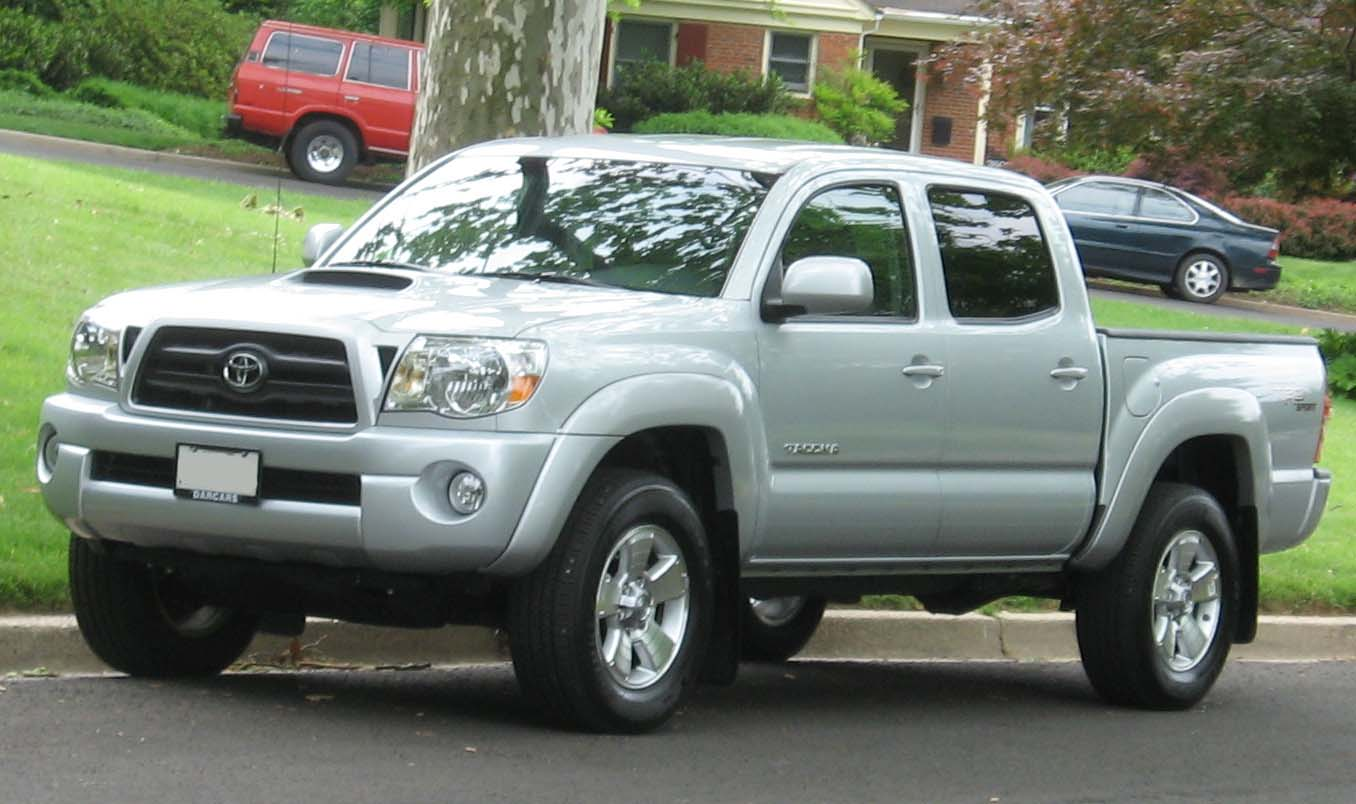 Toyota Tacoma 1997 Photo - 1