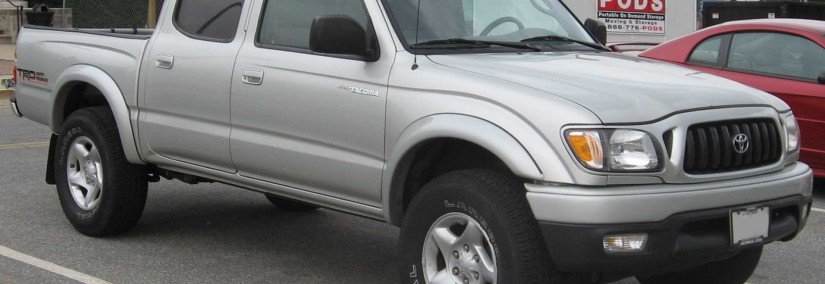Toyota Tacoma 2001 Photo - 1