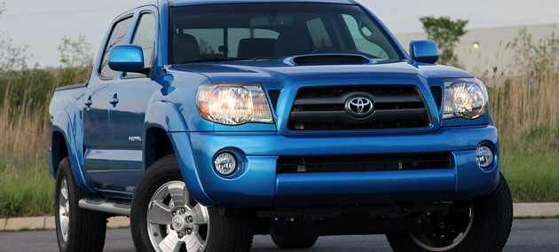 Toyota Tacoma 2010 Photo - 1