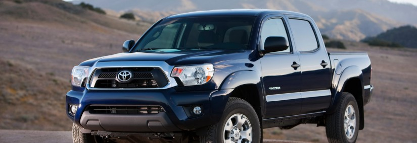 Toyota Tacoma 2012 Photo - 1