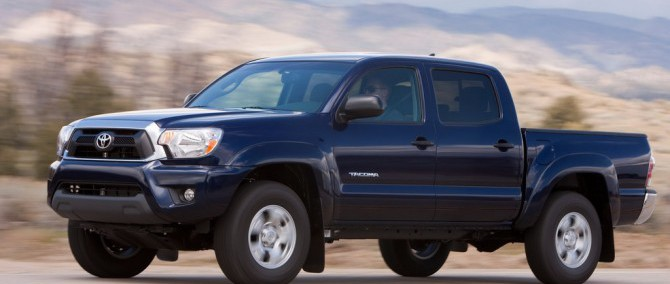 Toyota Tacoma 2014 Photo - 1