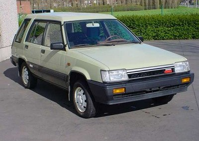 Toyota Tercel 1987 Photo - 1