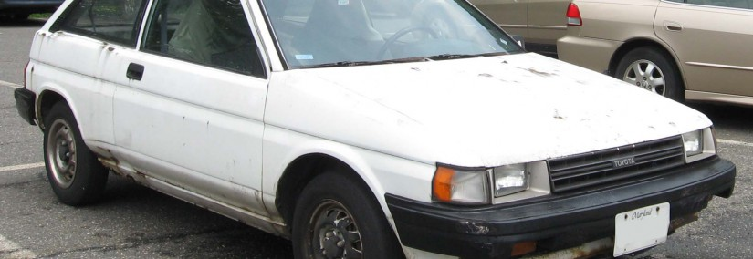 Toyota Tercel 1988 Photo - 1
