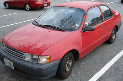 Toyota Tercel 1992 Photo - 1
