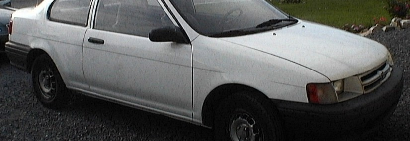 Toyota Tercel 1994 Photo - 1