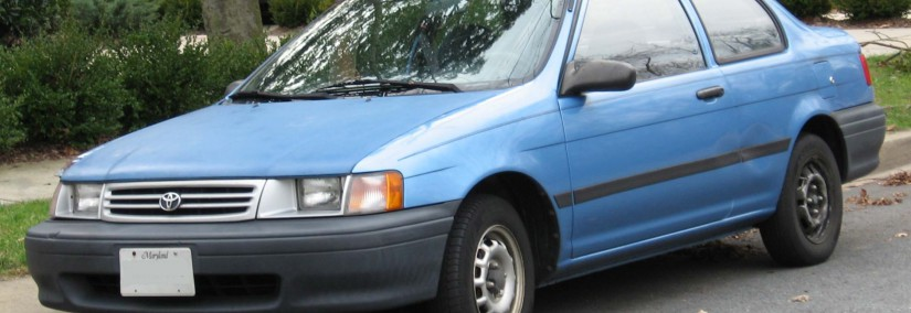 Toyota Tercel 1996 Photo - 1