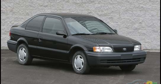 Toyota Tercel 1999 Photo - 1