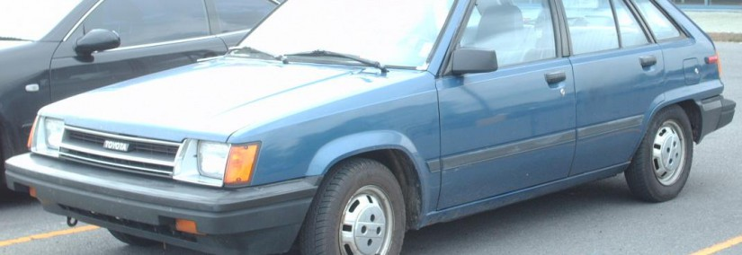 Toyota Tercel 2010 Photo - 1