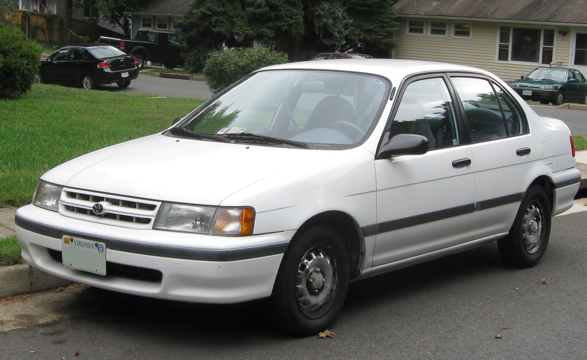 Toyota Tercel 2015 Photo - 1
