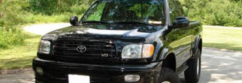 Toyota Tundra 2001 Photo - 1