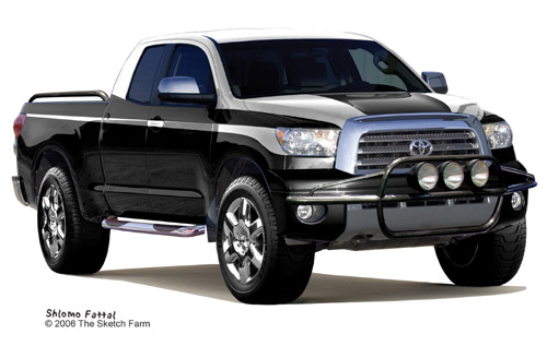 Toyota Tundra 2007 Photo - 1