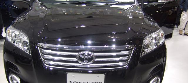 Toyota Vanguard 2007 Photo - 1
