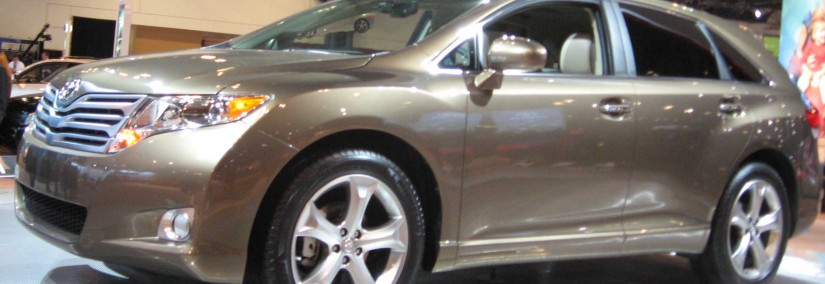 Toyota Venza 2008 Photo - 1