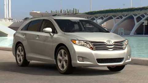 Toyota Venza 2011 Photo - 1
