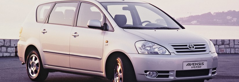 Toyota Verso 2001 Photo - 1