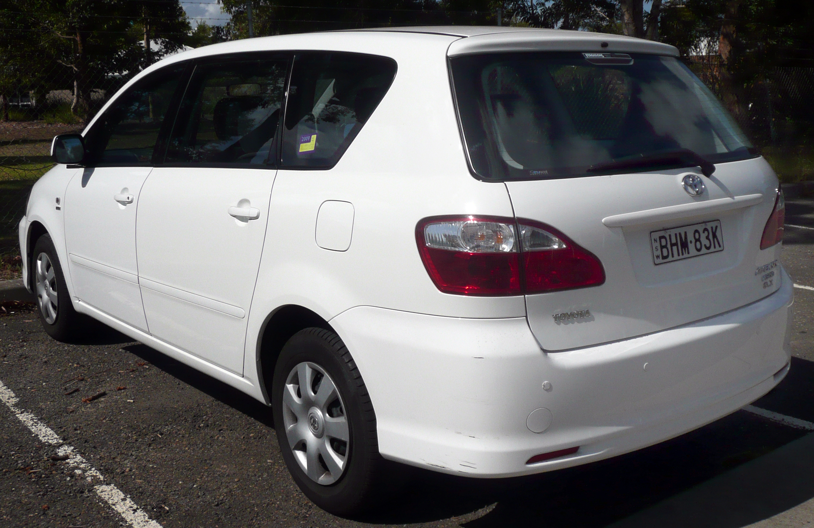Toyota Verso 2003 Photo - 1