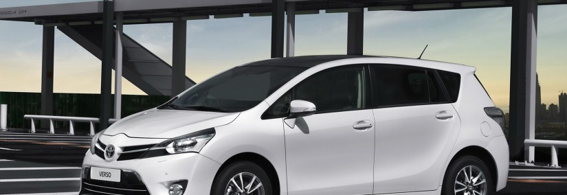 Toyota Verso 2014 Photo - 1