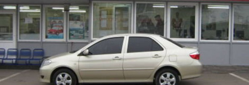 Toyota Vios 2003 Photo - 1