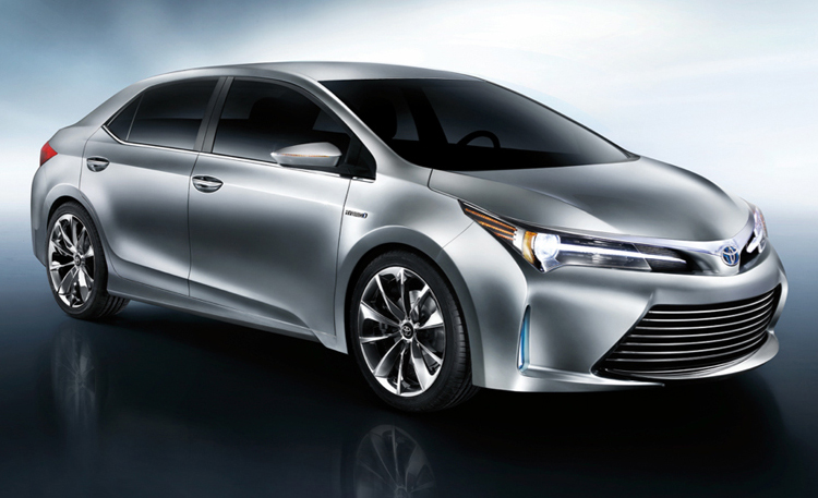 Toyota Vista 2014 Photo - 1