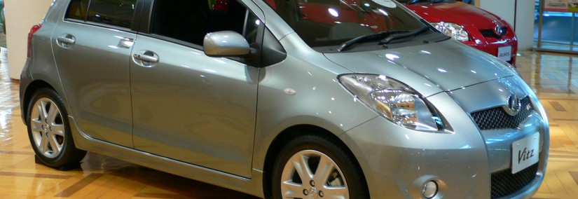 Toyota Vitz 2007 Photo - 1