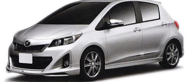 Toyota Vitz 2010 Photo - 1