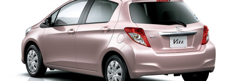 Toyota Vitz 2015 Photo - 1