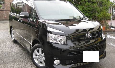 Toyota Voxy 2008 Photo - 1