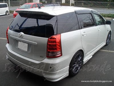 Toyota WISH 2008 Photo - 1