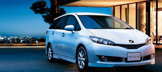 Toyota WISH 2011 Photo - 1