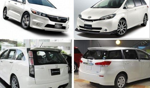 Toyota WISH 2012 Photo - 1