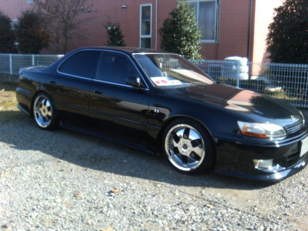 Toyota Windom 2002 Review Amazing Pictures And Images Look At The Car