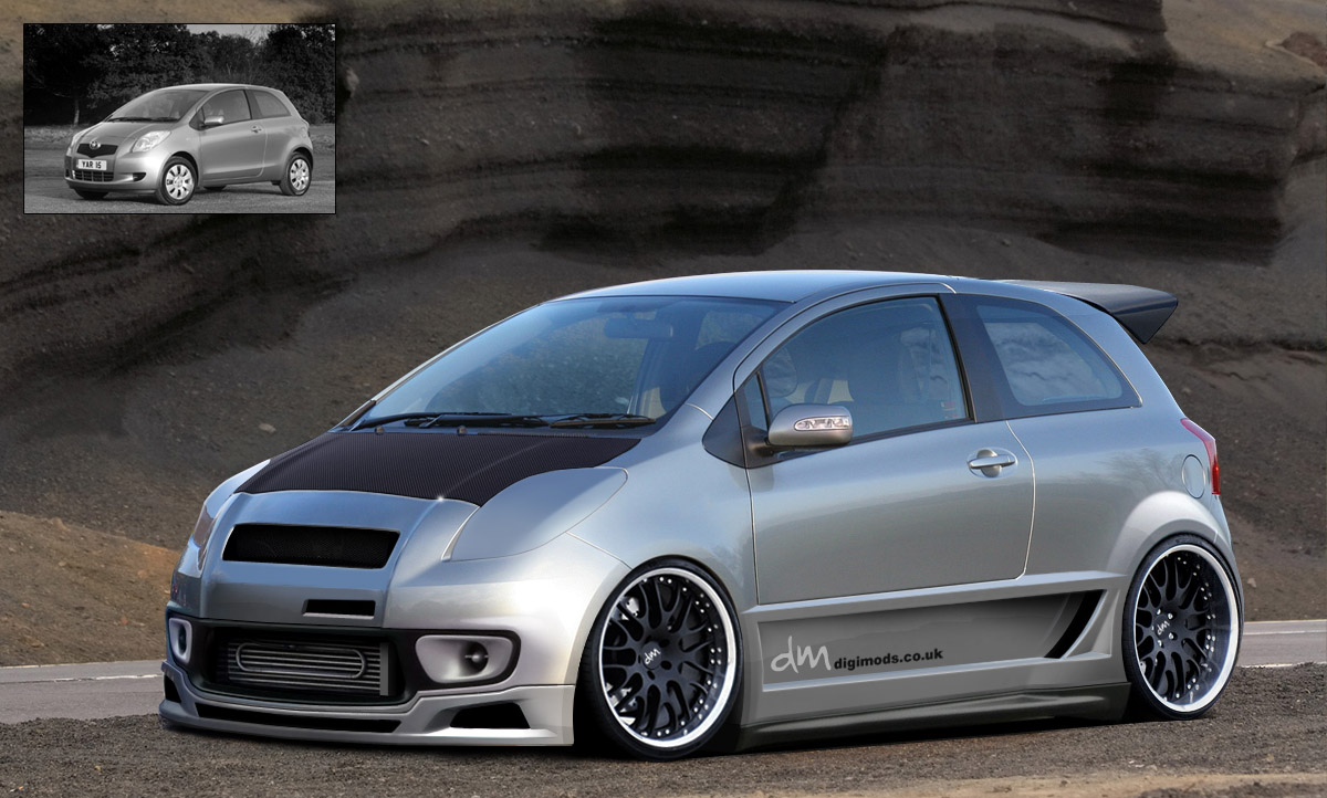 Toyota Yaris 2004 Review Amazing Pictures And Images