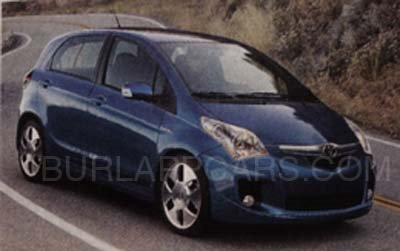 Toyota Yaris 2011 Photo - 1