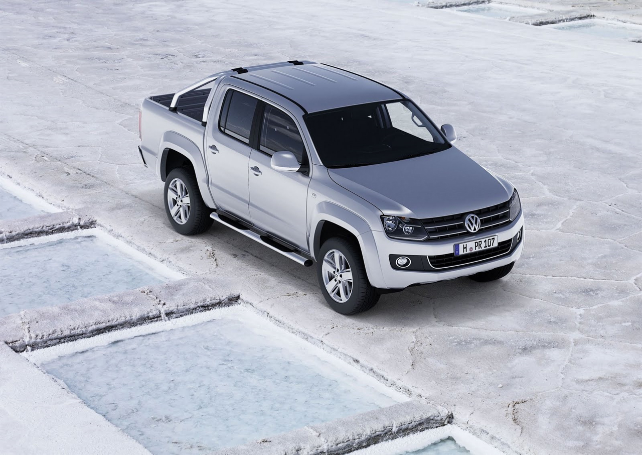 Volkswagen Amarok 2010 Photo - 1