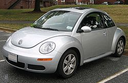 Volkswagen Beetle 2000 Photo - 1