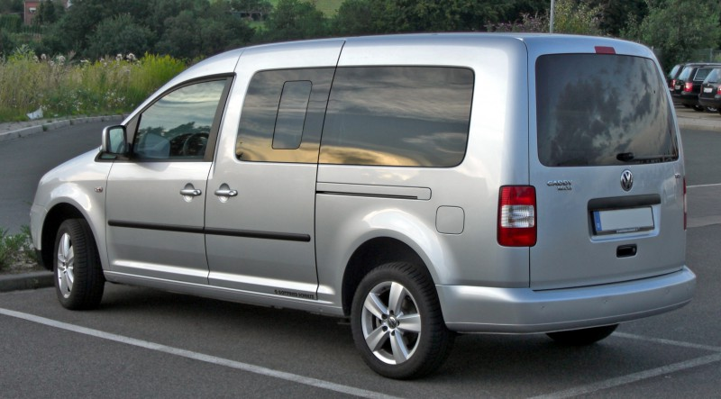 Volkswagen Caddy 2011  Photo - 2