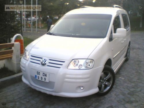 Volkswagen Caddy 2011  Photo - 1