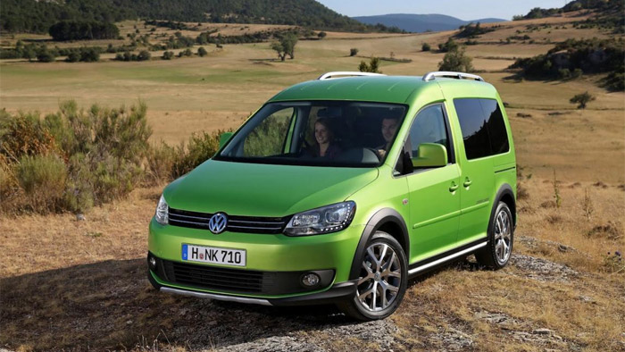 Volkswagen Caddy 2013 Photo - 1
